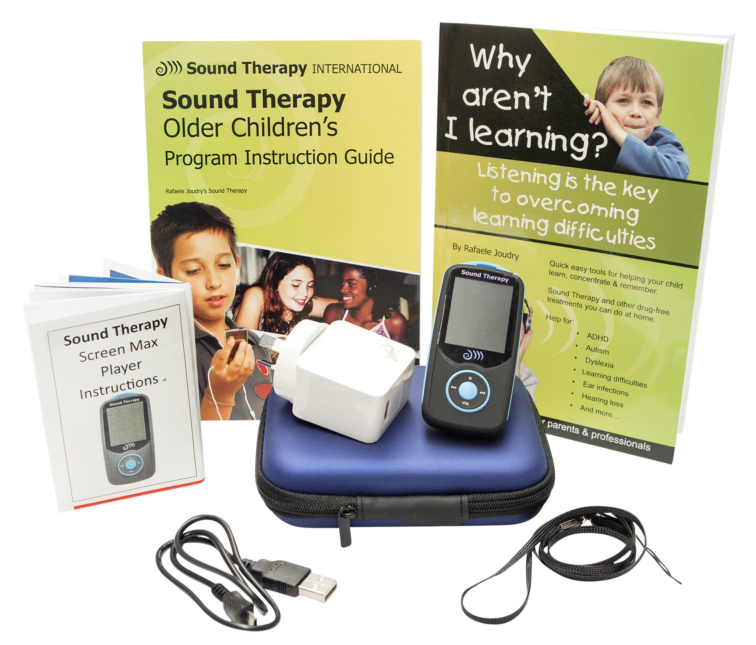 Listening Machine for Older Children's