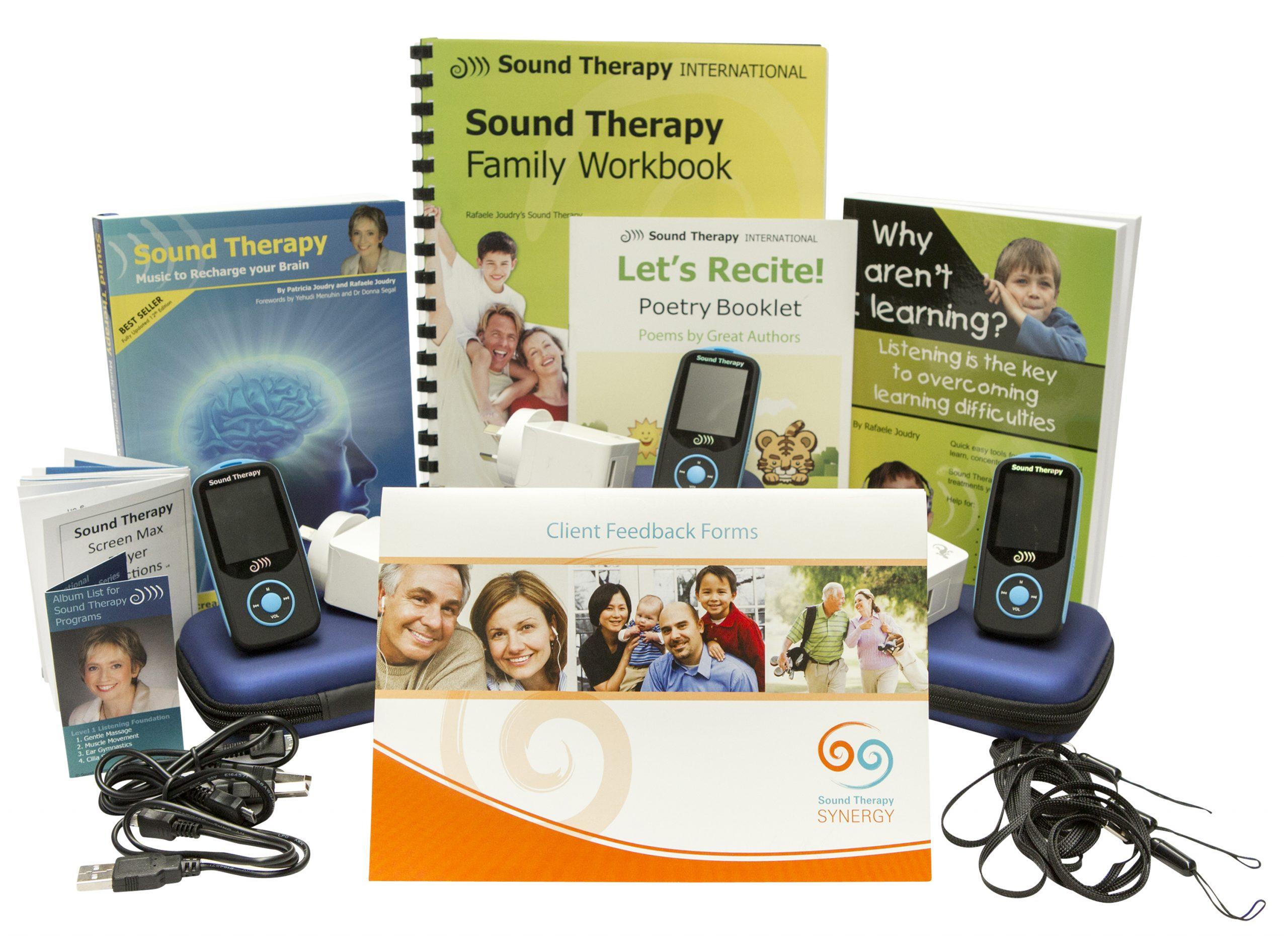 Listening Machine for Family Program